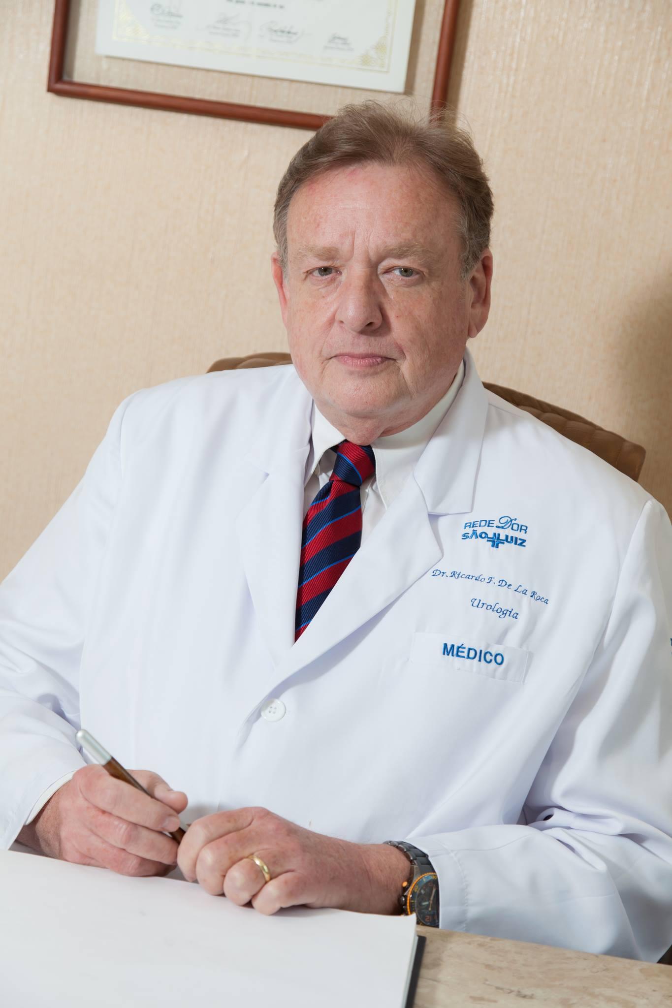 Dr Ricardo De La Roca